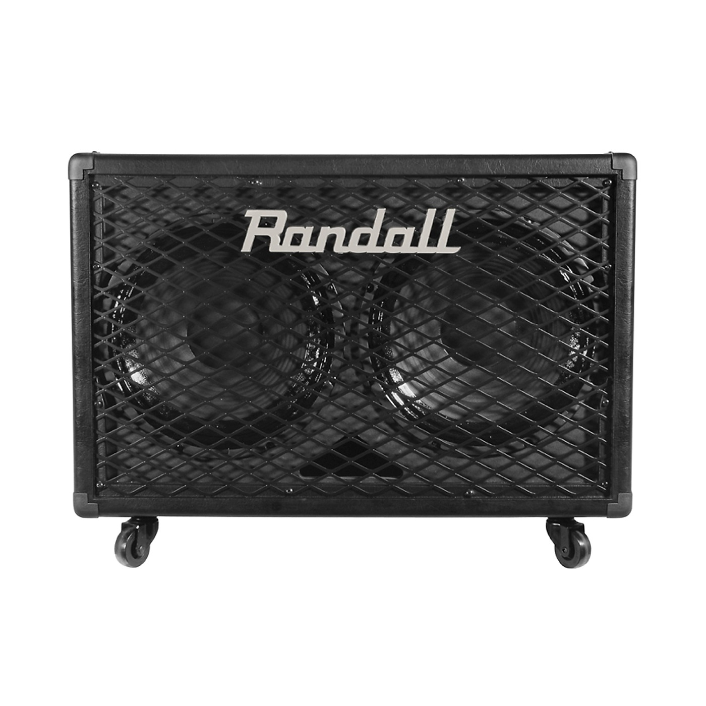 Randall RG212 2x12 100W Guitar Speaker Cabinet thumbnail