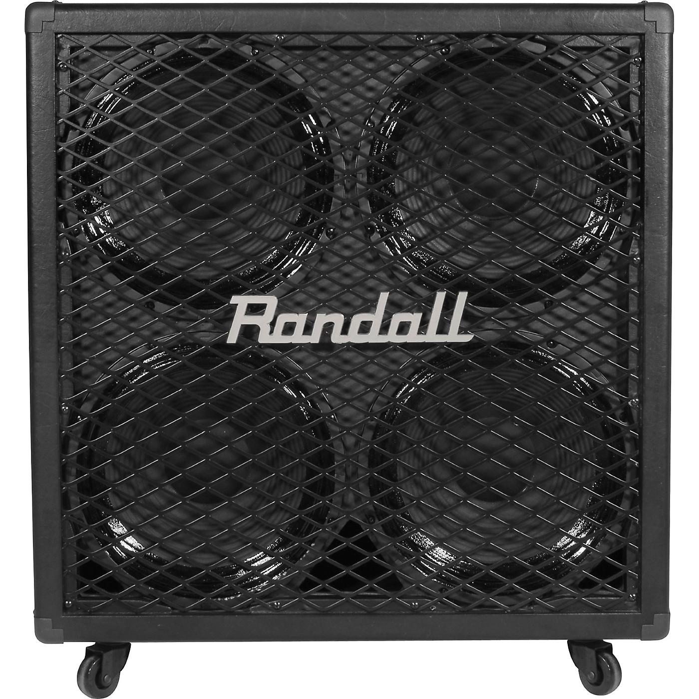 Randall RG412 4x12 200W Guitar Speaker Cabinet thumbnail
