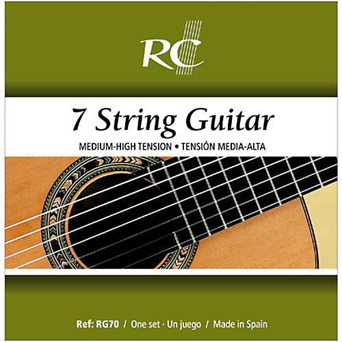 RC Strings RG70 Nylon Guitar 7-String Set thumbnail
