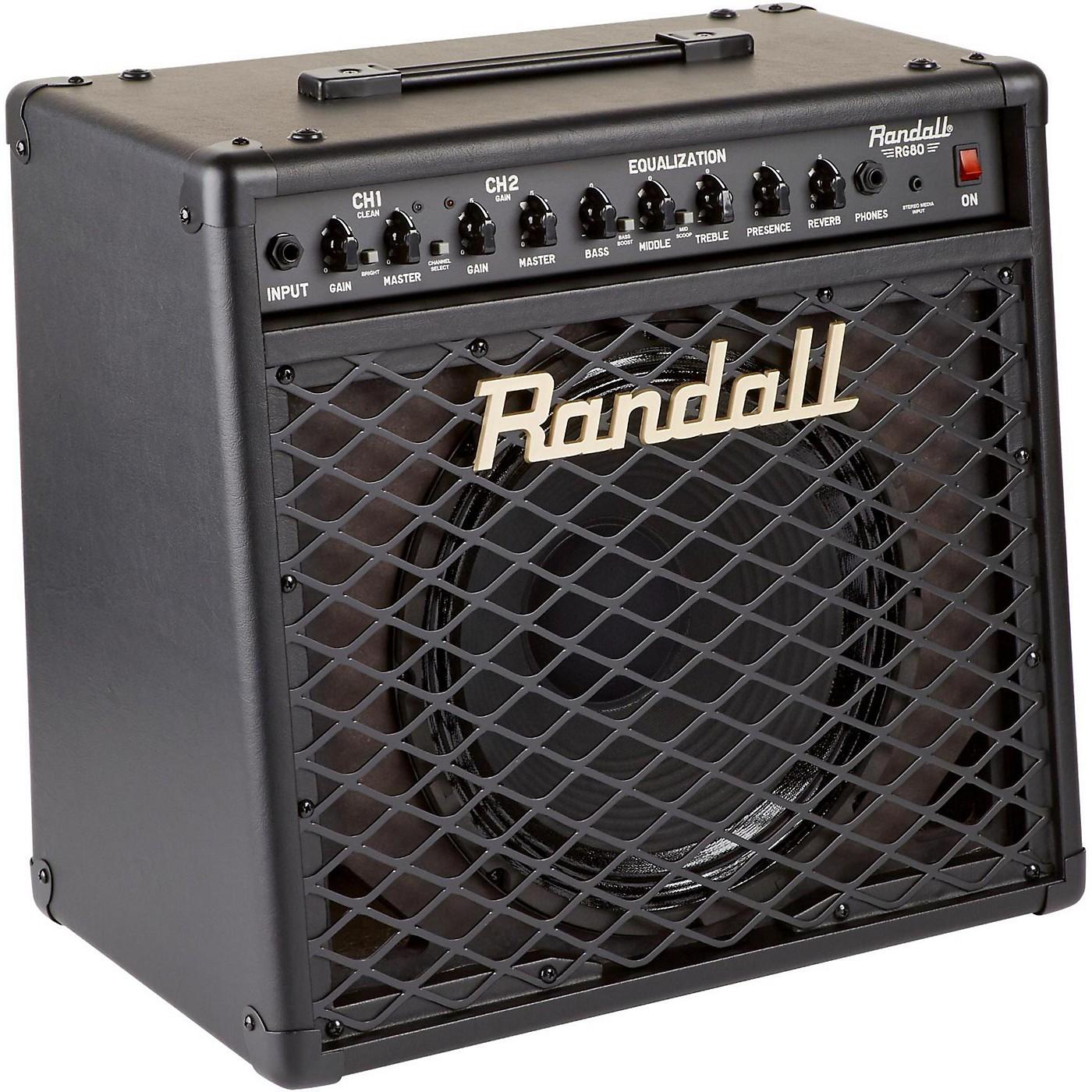 Randall RG80 80W 1x12 Guitar Combo thumbnail