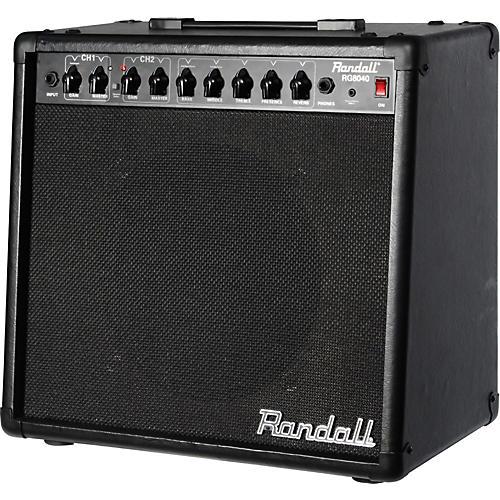 Randall RG8040 75W 1x12 Guitar Combo Amp thumbnail