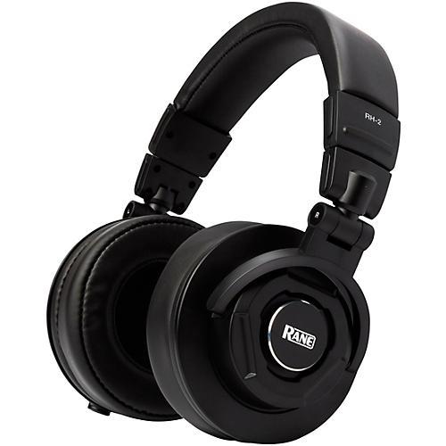 Rane RH-2 50mm Over-Ear Monitoring Headphones thumbnail