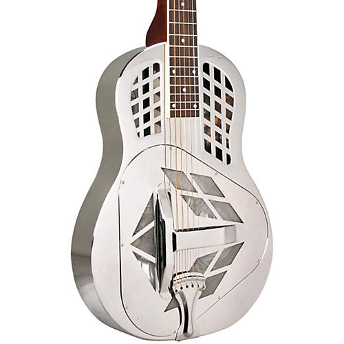 Recording King RM-991-S Tricone Resonator Guitar with Squareneck thumbnail