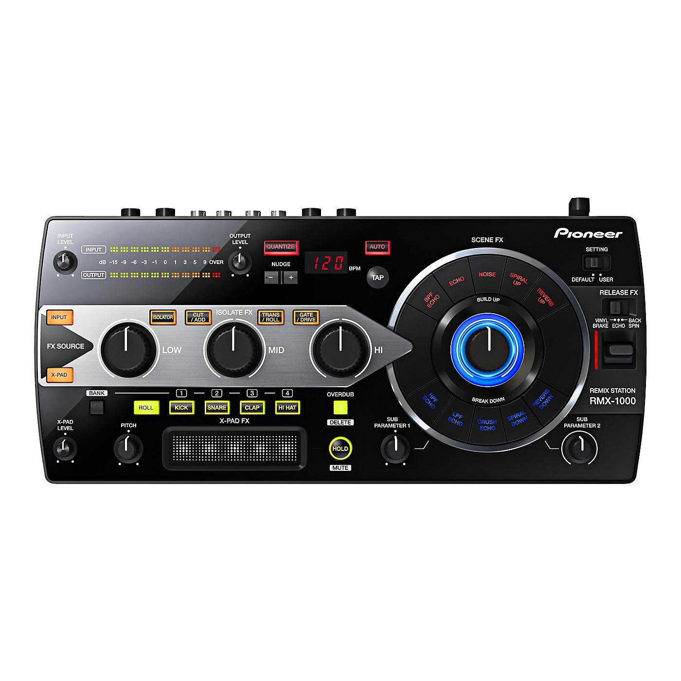 Pioneer DJ RMX-1000 Remix Station thumbnail