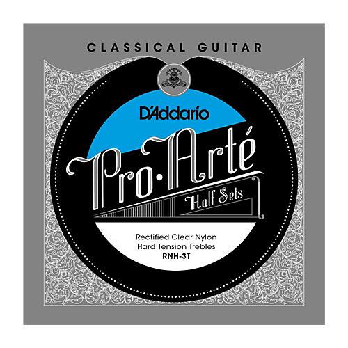 D'Addario RNH-3T Pro-Arte Hard Tension Classical Guitar Strings Half Set thumbnail