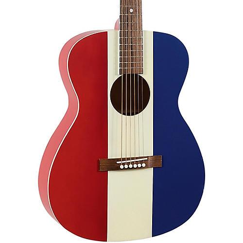 Recording King ROA-9-RWB Limited Edition Bakersfield 000 Acoustic Guitar thumbnail