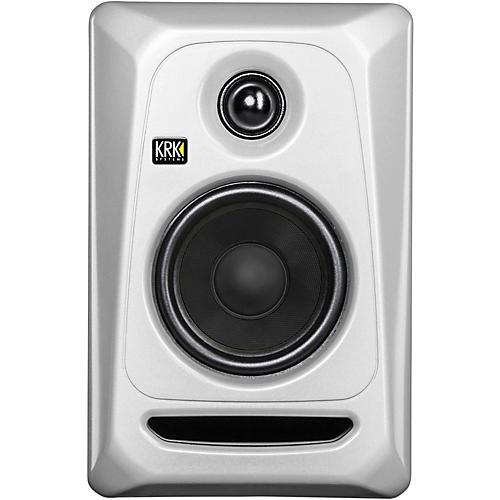 KRK ROKIT 5 G3 Powered Studio Monitor, Silver Black Limited Edition thumbnail