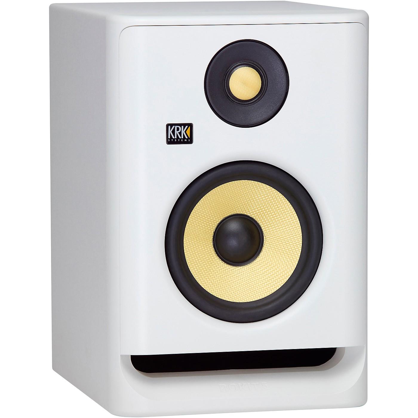 KRK ROKIT 5 G4 White Noise 5
