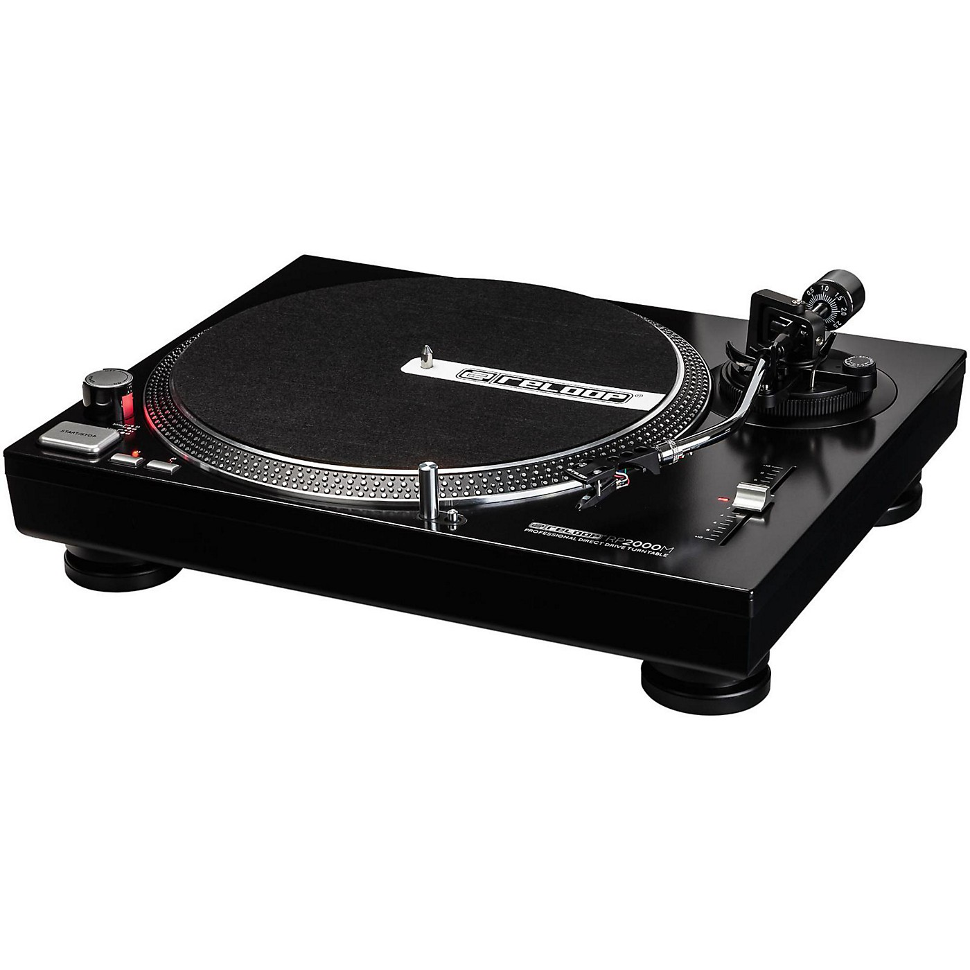 Reloop RP 2000 M Quartz Driven Turntable thumbnail