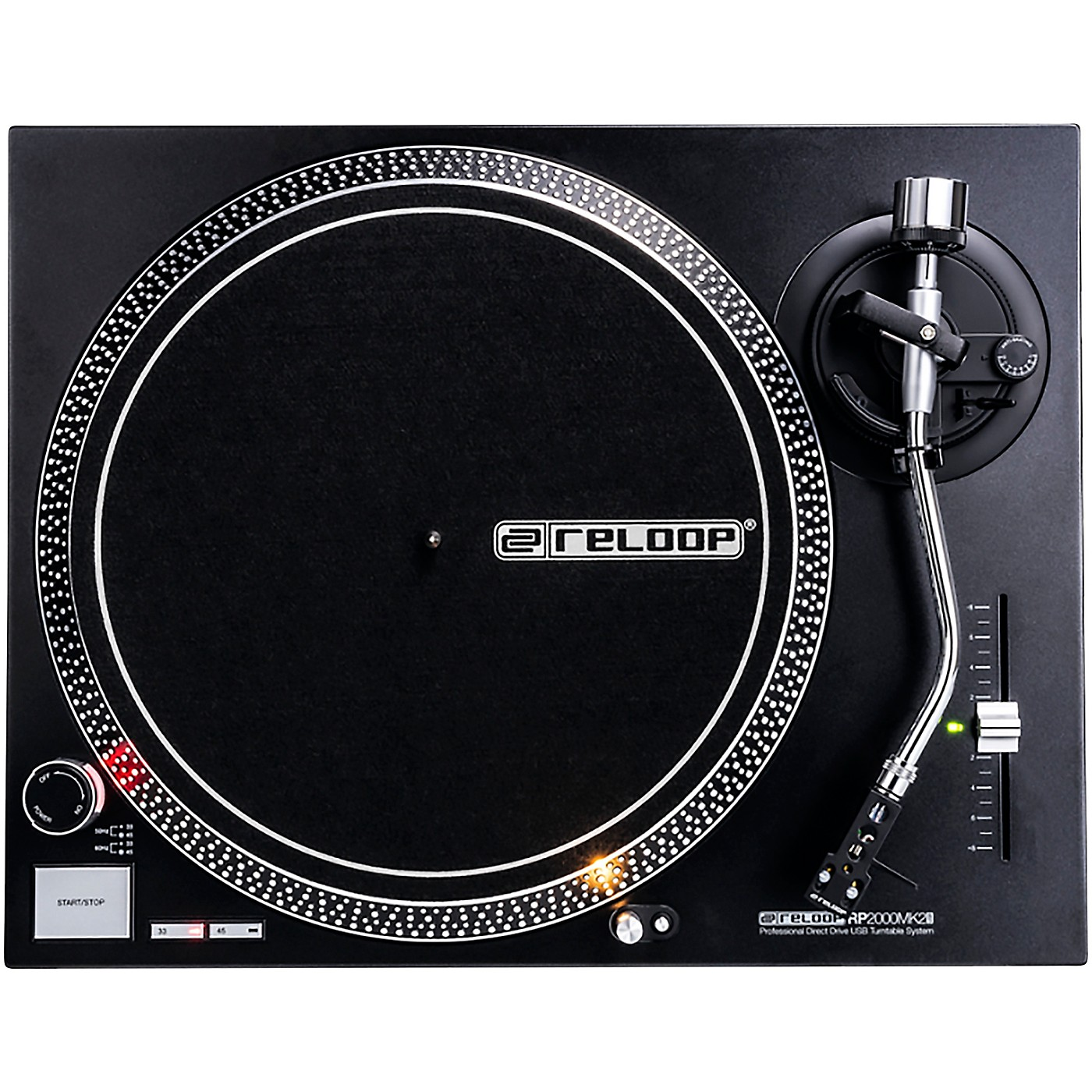 Reloop RP-2000 USB MK2 USB Direct-Drive Turntable thumbnail