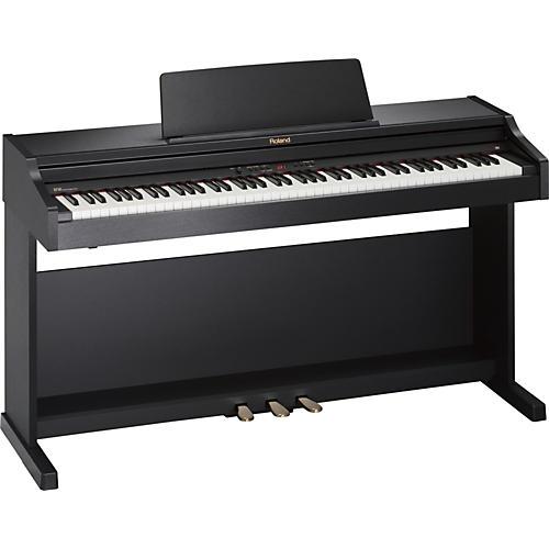 Roland RP-301 Digital Piano (Satin Black)-thumbnail
