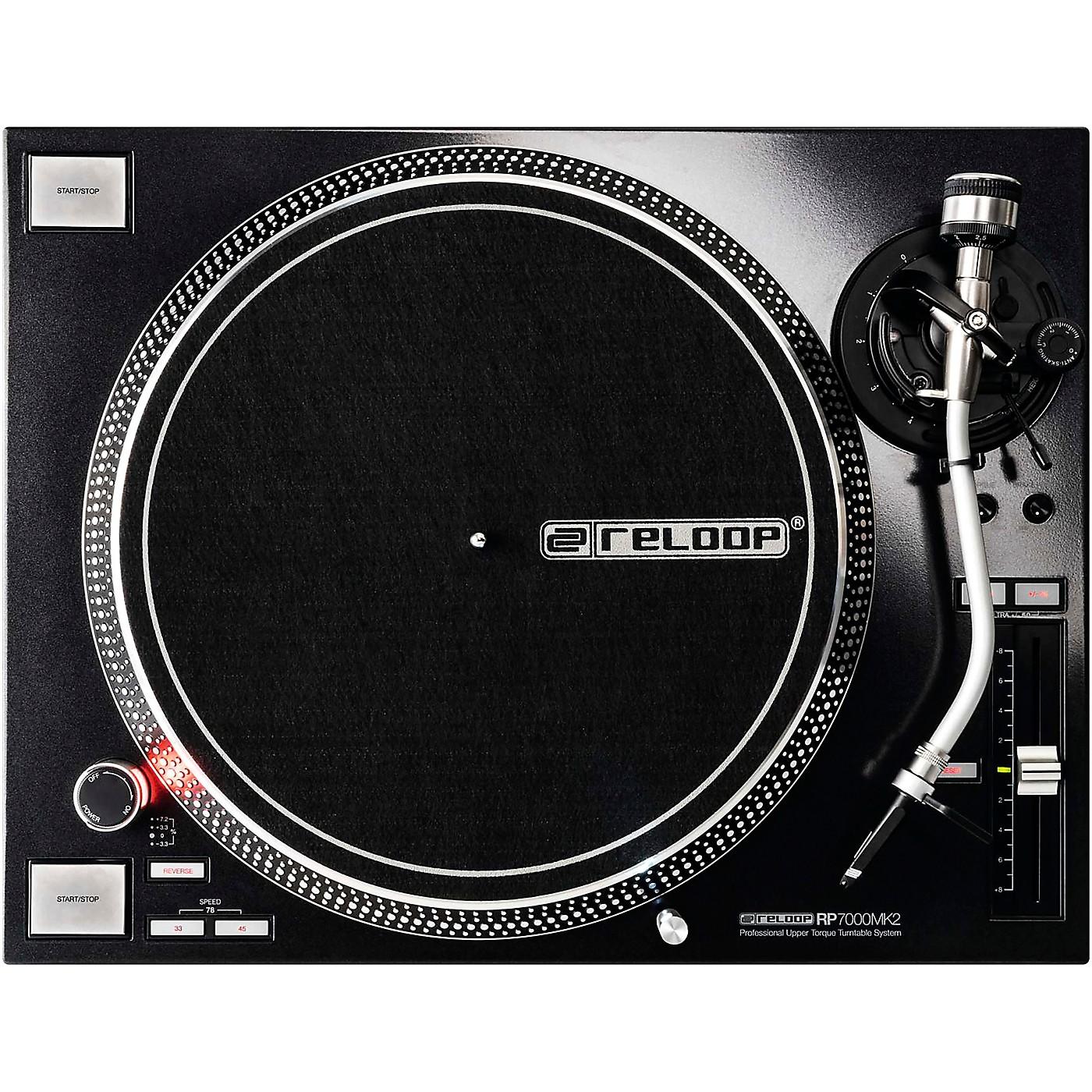 Reloop RP-7000 MK2 Professional Direct-Drive DJ Turntable thumbnail
