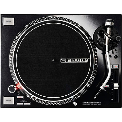 Reloop RP-7000 MK2 Professional Direct-Drive DJ Turntable thumbnail