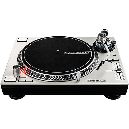 Reloop RP-7000-MK2 Professional Direct-Drive Turntable (Silver) thumbnail