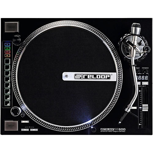Reloop RP-8000 Advanced Hybrid Torque Turntable thumbnail