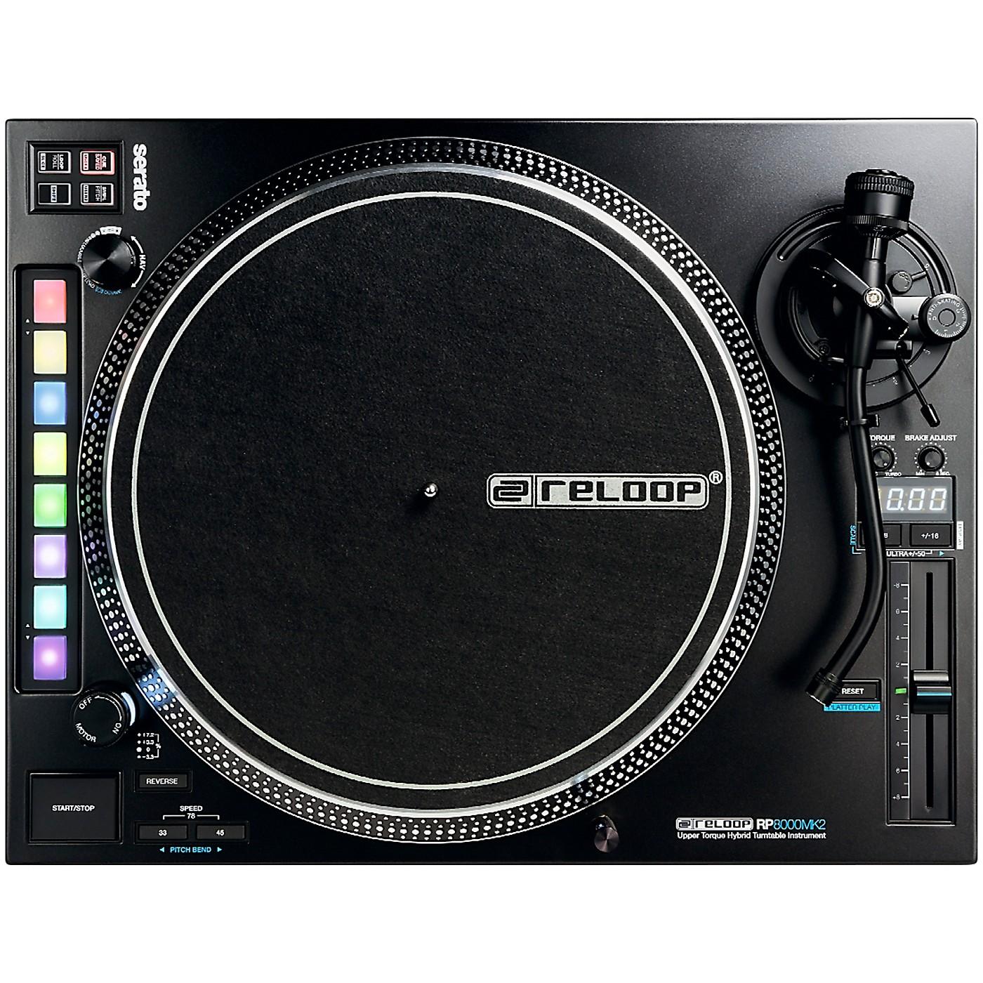 Reloop RP-8000 MK2 Professional DJ Turntable thumbnail
