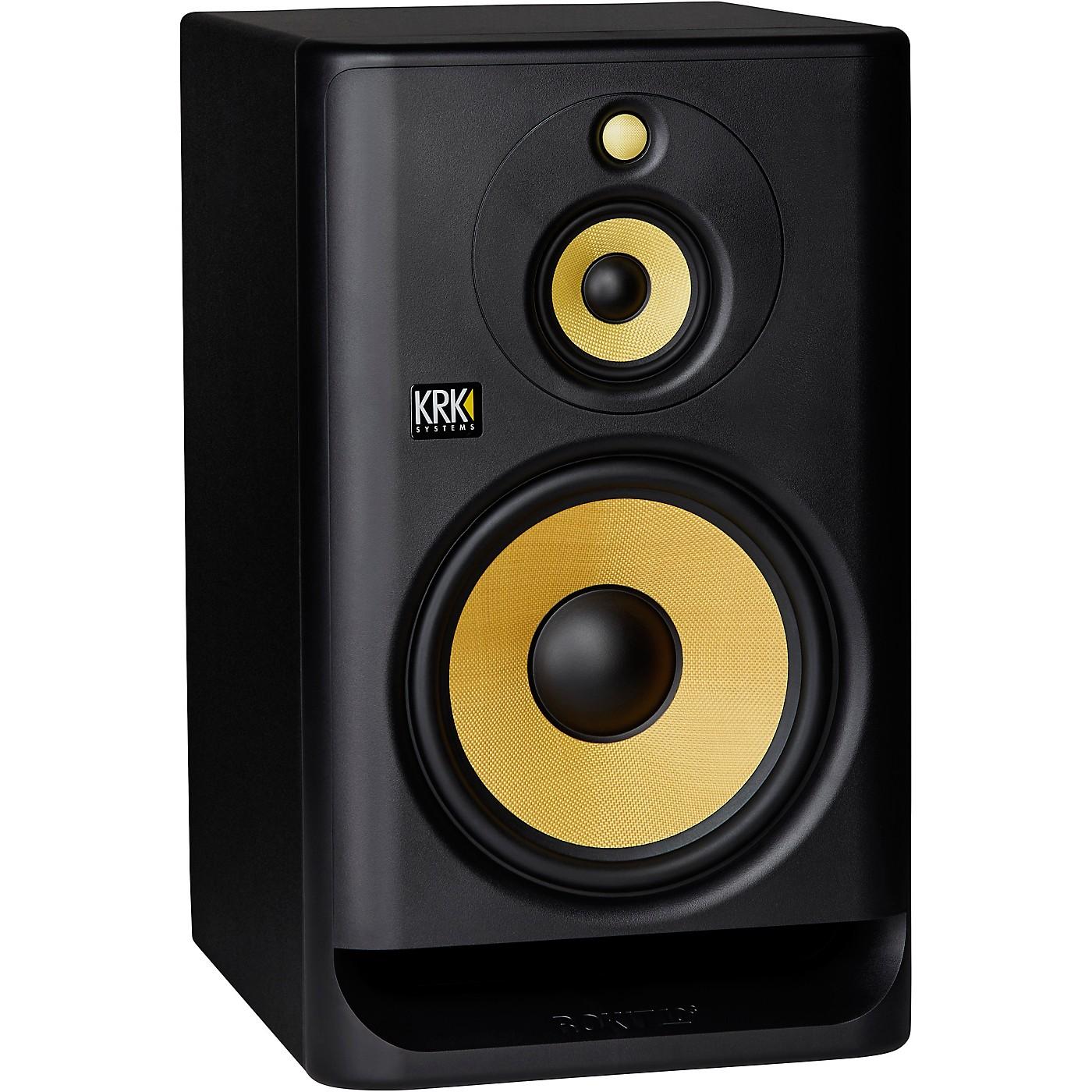 KRK RP10 ROKIT G4 3-Way Powered Studio Monitor thumbnail