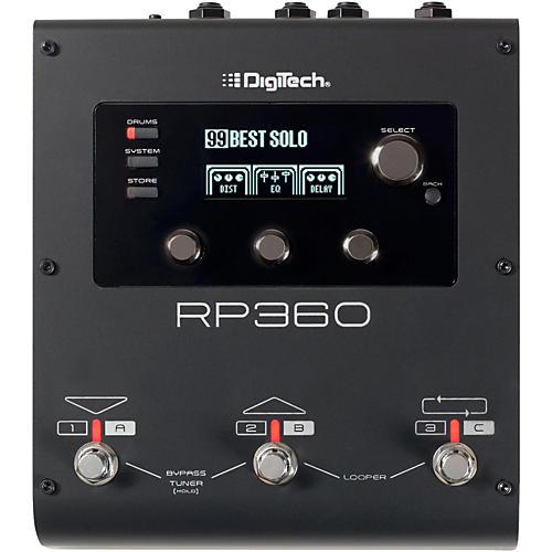 DigiTech RP360 Guitar Multi-Effects Pedal thumbnail