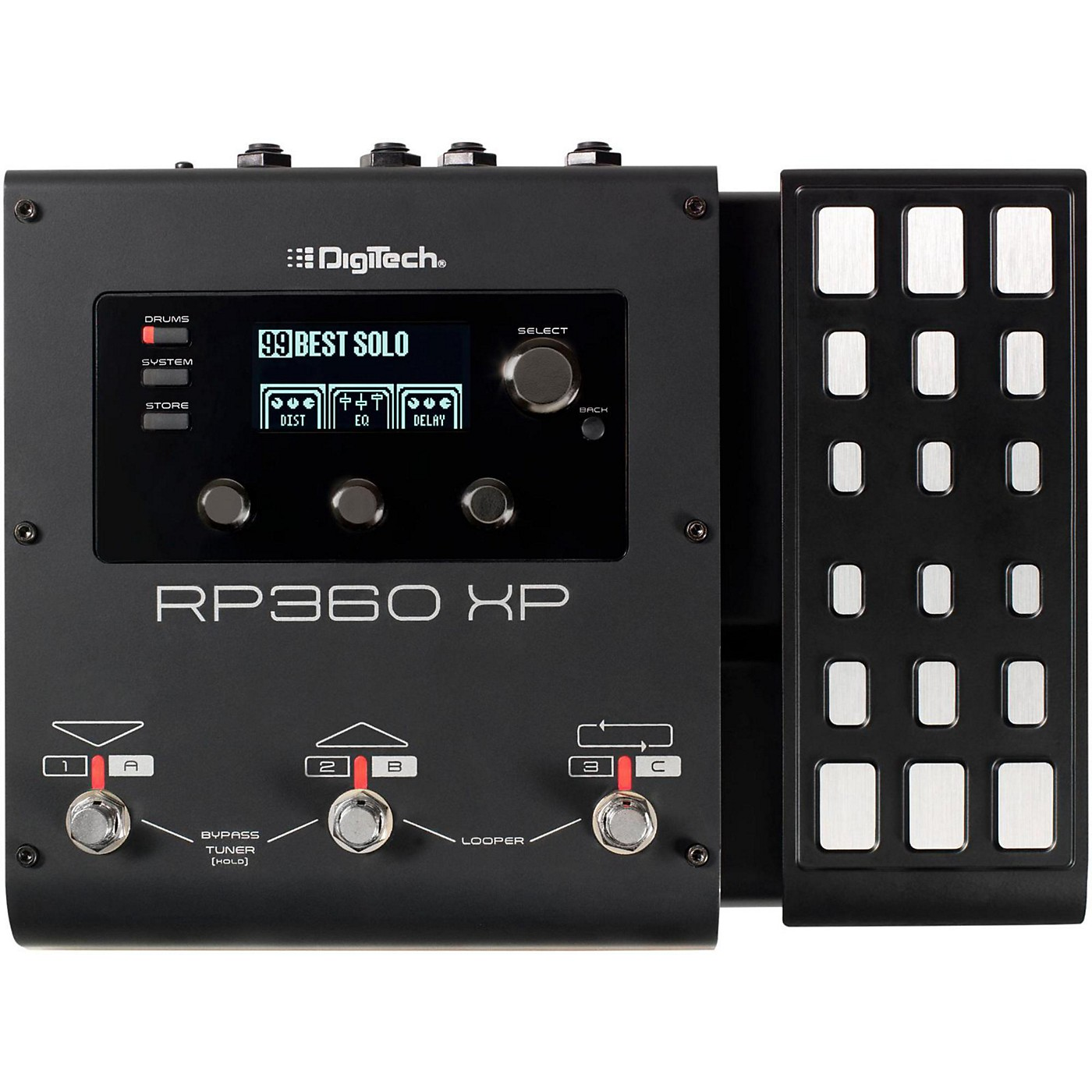 Digitech RP360XP Guitar Multi-Effects Pedal thumbnail