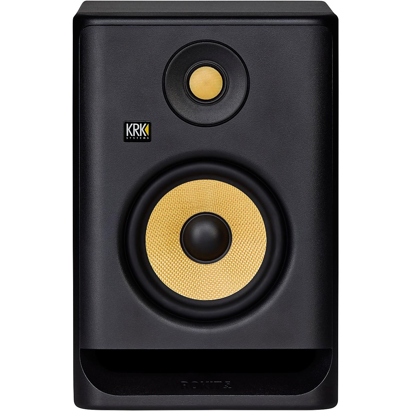 KRK RP5 ROKIT G4 Powered Studio Monitor thumbnail