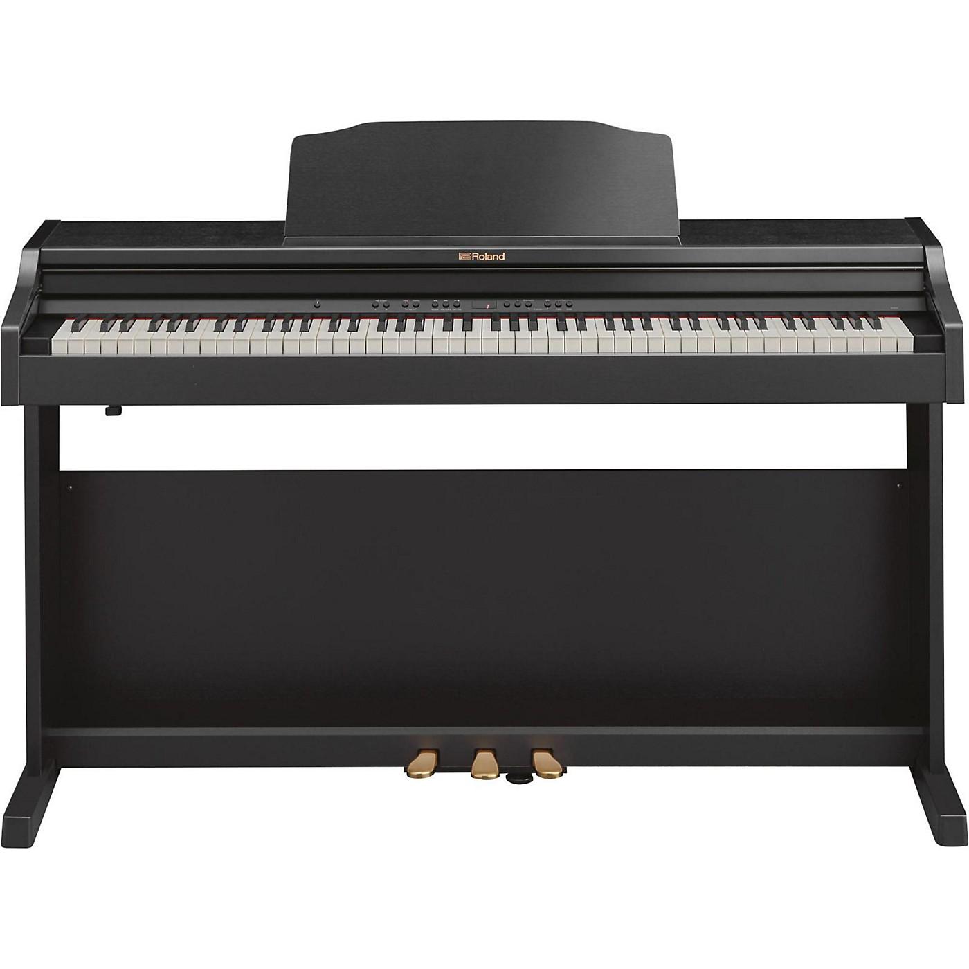 Roland RP501R Digital Home Piano Contemporary Black thumbnail