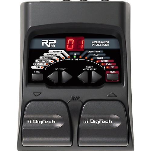 DigiTech RP55 Guitar Multi-Effects Pedal thumbnail