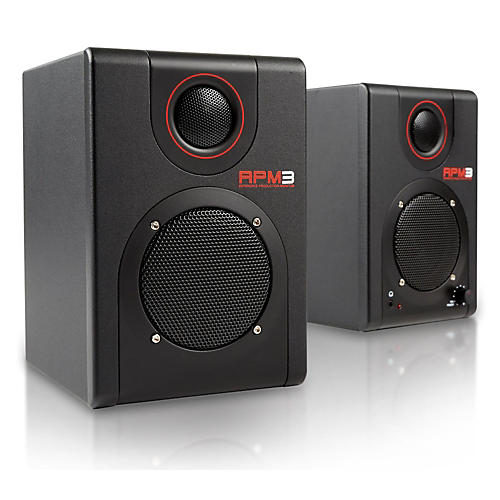 Akai Professional RPM3 Production Monitors with USB Audio Interface thumbnail