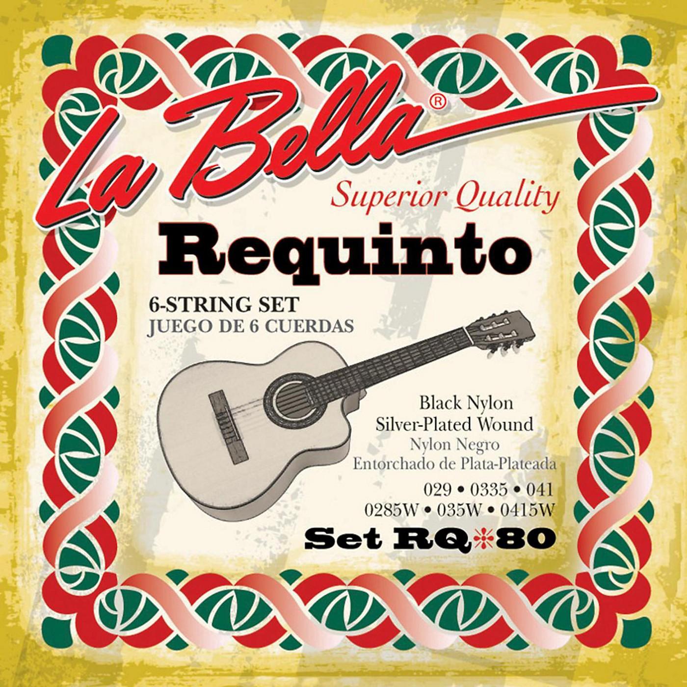LaBella RQ80 Requinto Strings thumbnail