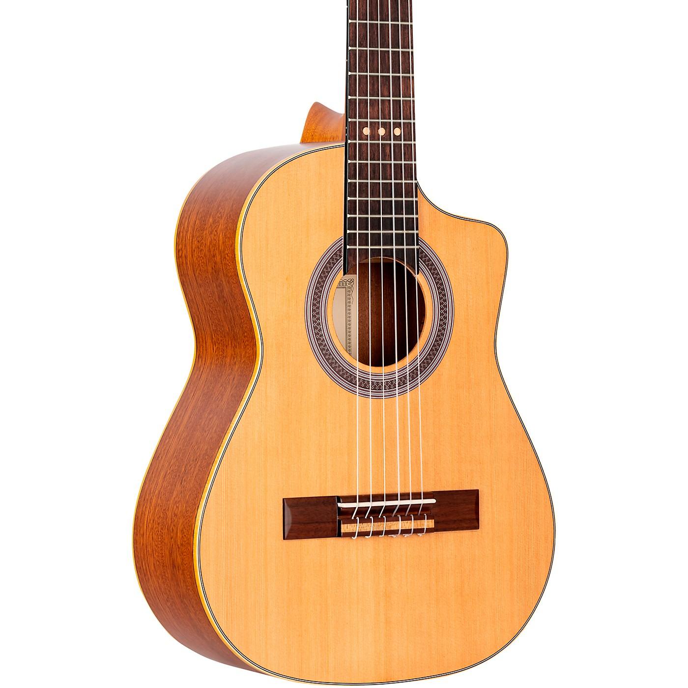 Ortega RQC25 Requinto Guitar thumbnail