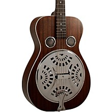 Recording King RR-51-BR Professional Roundneck Resonator Guitar