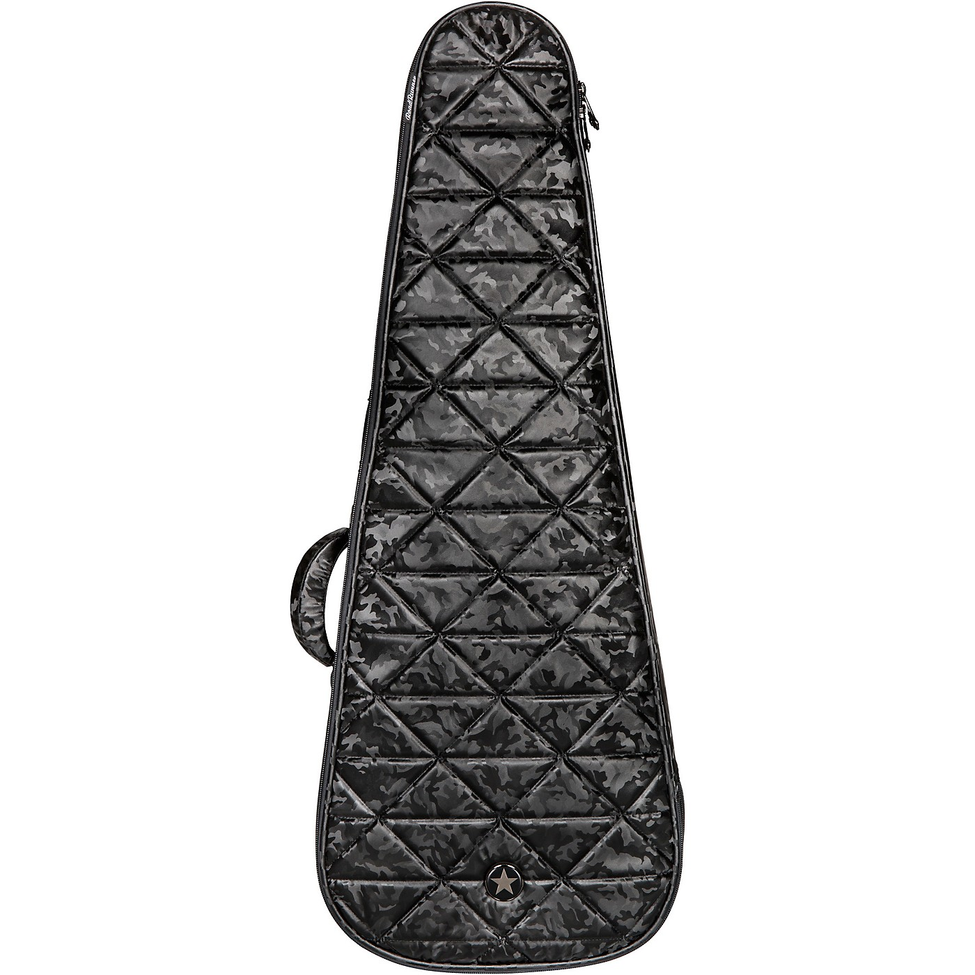 Road Runner RR5TEG-BSC Highway Premium Electric Guitar Gig Bag Black Stealth Cammo thumbnail
