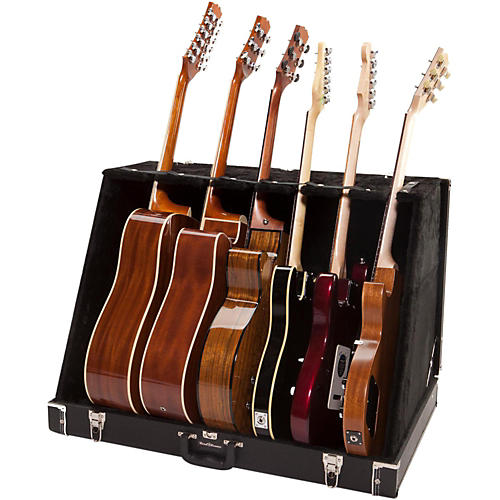 Road Runner RRGS6 6 Guitar Stand Case thumbnail