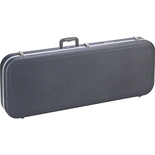 Road Runner RRMEGGL Graphite Looking Electric Guitar Case-thumbnail