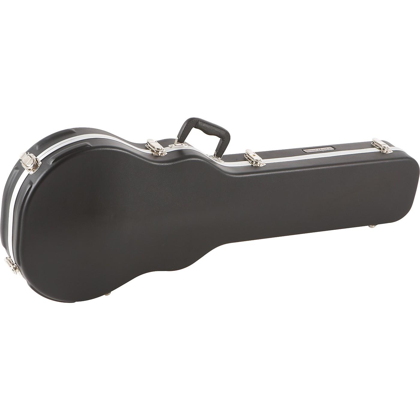 Road Runner RRMELP ABS Molded Single Cutaway Guitar Case thumbnail