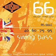 Rotosound RS66LC Long Scale Swing Bass Strings