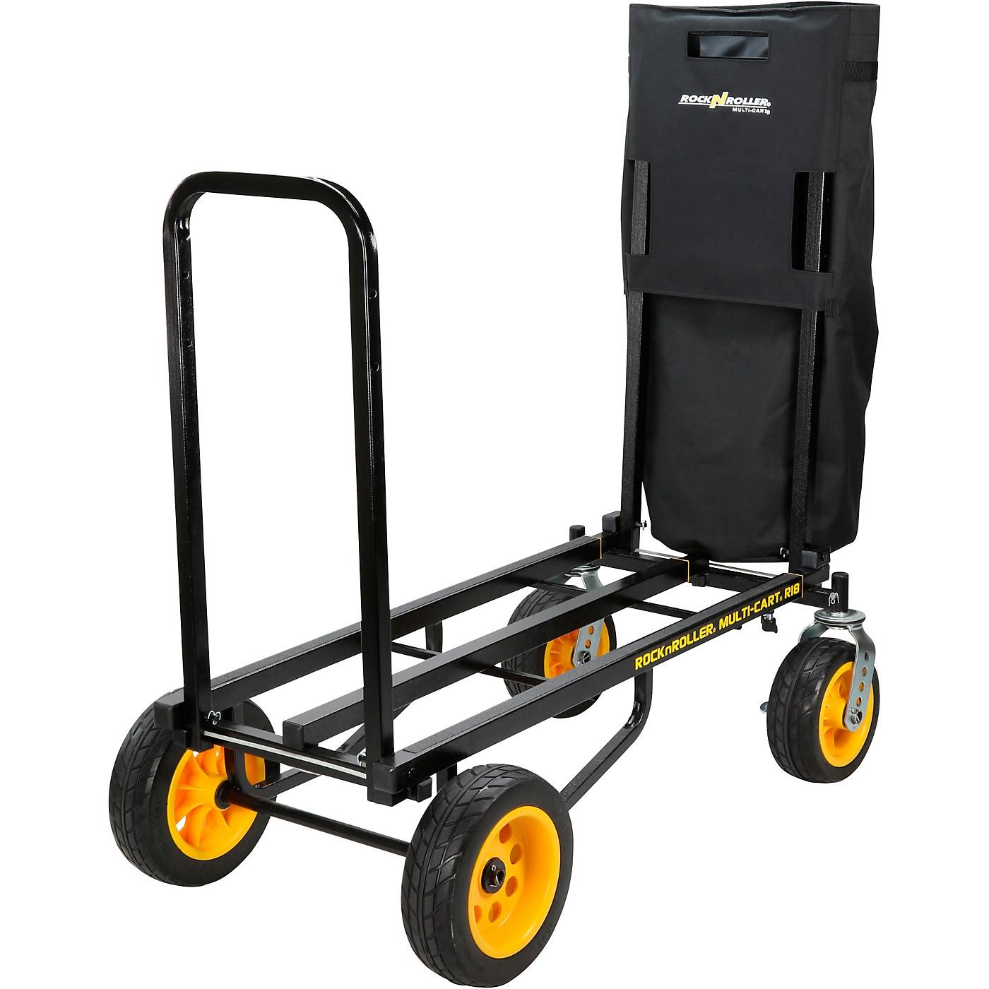 Rock N Roller RSA-HBR14 Handle Bag With Rigid Bottom (Fits R14, R16, R18 Carts) thumbnail