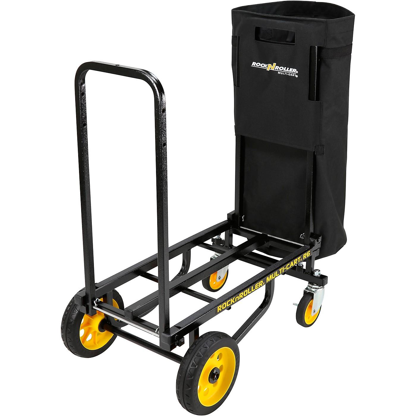 Rock N Roller RSA-HBR6 Handle Bag With Rigid Bottom (Fits R6 Carts) thumbnail