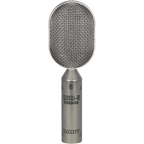 Nady RSM-5 Ribbon Studio Microphone thumbnail