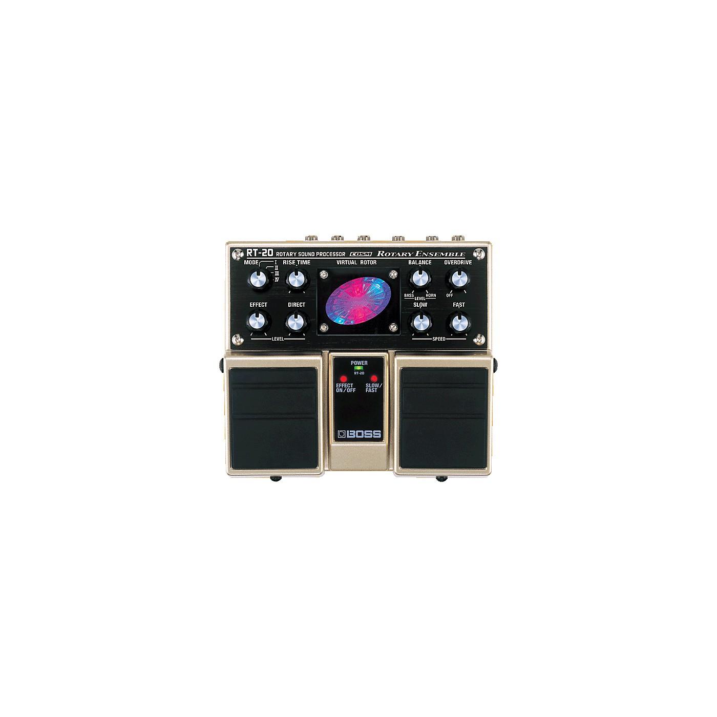 Boss RT-20 Rotary Ensemble Sound Processor thumbnail