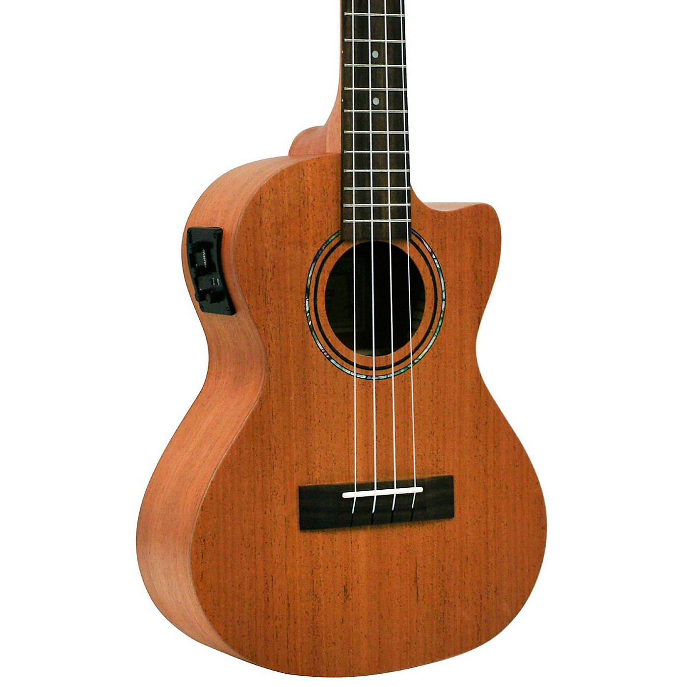 Alvarez RU22TCE Tenor Acoustic-Electric Ukulele thumbnail