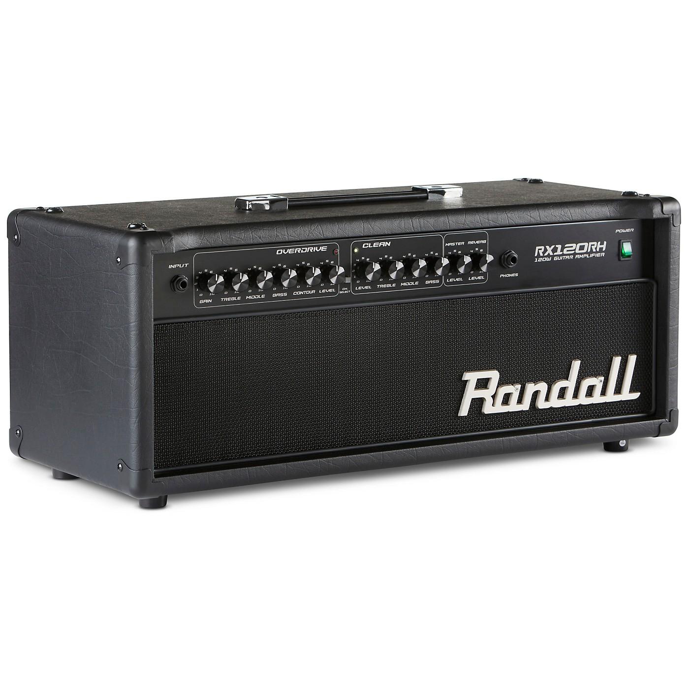 Randall RX Series RX120RH 120W Guitar Amp Head thumbnail