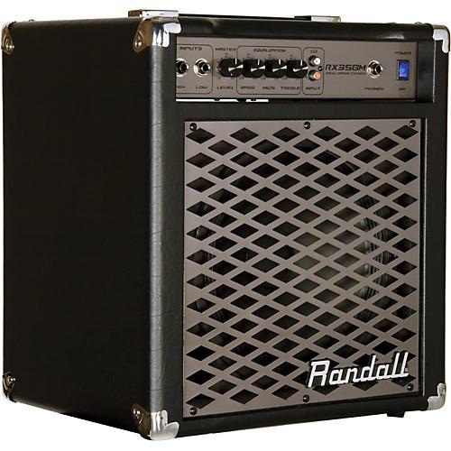Randall RX Series RX35BM 35W 1x10 Bass Combo Amp thumbnail