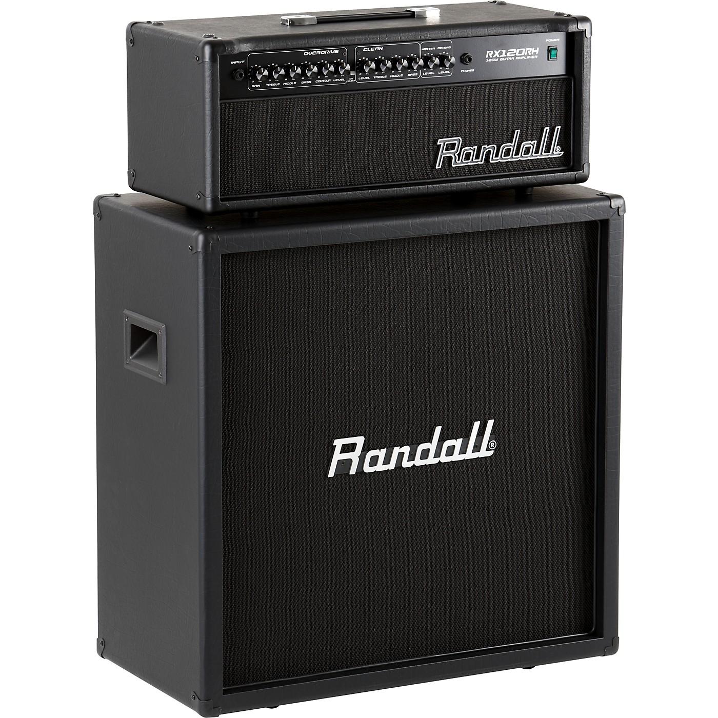 Randall RX120RH and RX412 Half Stack thumbnail