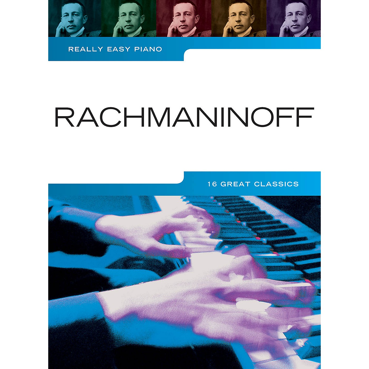 Music Sales Rachmaninoff - Really Easy Piano Music Sales America Series Softcover thumbnail