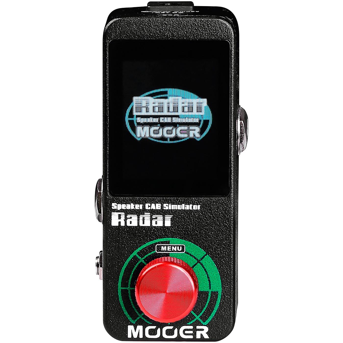 Mooer Radar Speaker Cab Simulator thumbnail