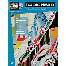 Alfred Radiohead Ultimate Play-Along Guitar TAB Book & 2 CDs