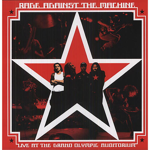 Alliance Rage Against the Machine - Live at the Grand Olympic Auditorium thumbnail