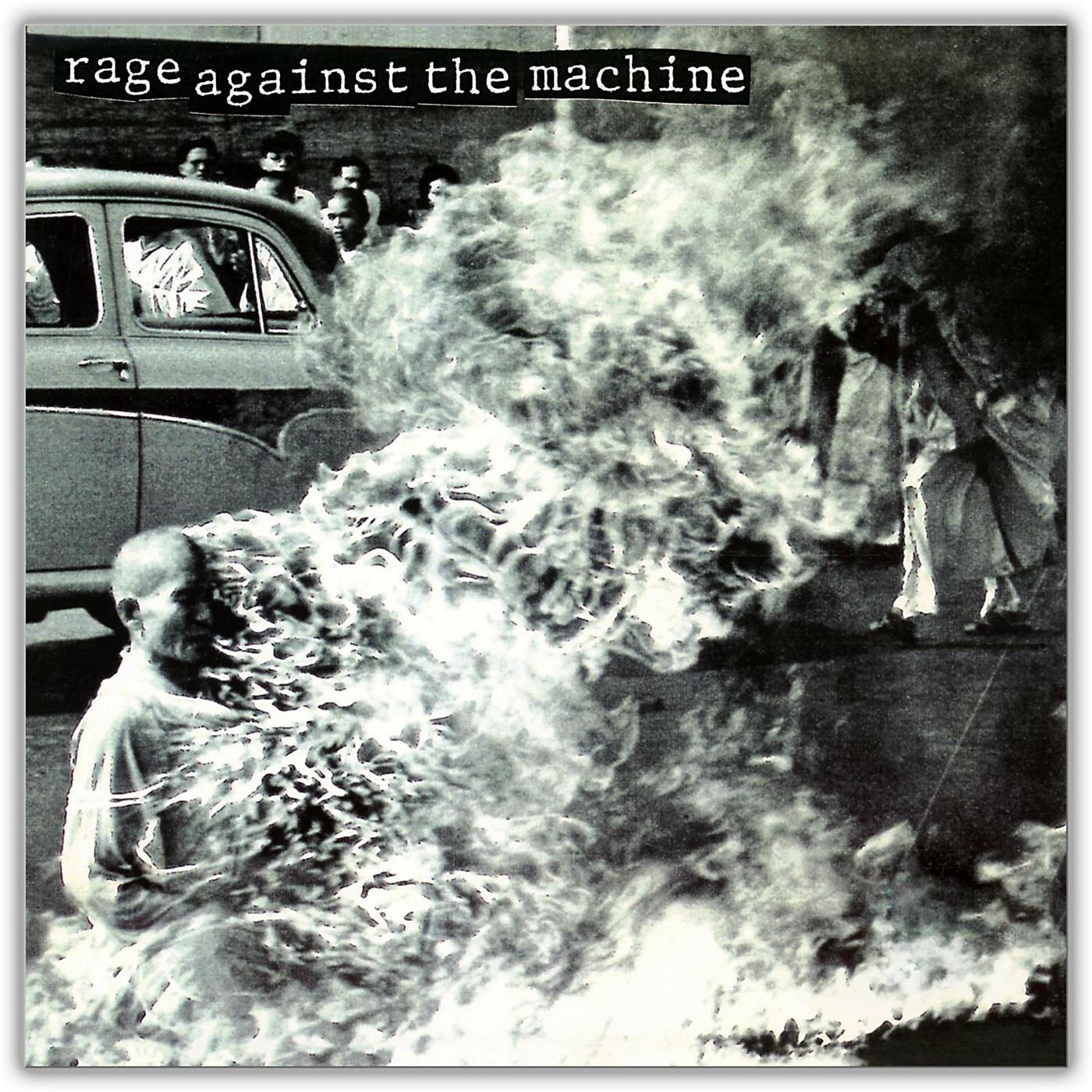 Sony Rage Against the Machine - Rage Against the Machine Vinyl LP thumbnail