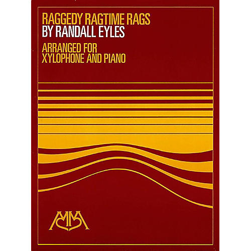Meredith Music Raggedy Ragtime Rags for Xylophone And Piano thumbnail