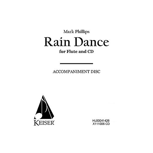 Lauren Keiser Music Publishing Rain Dance (CD Accompaniment) LKM Music Series Composed by Mark Phillips thumbnail